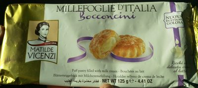 Bocconcini à La Crème De Lait - Produit