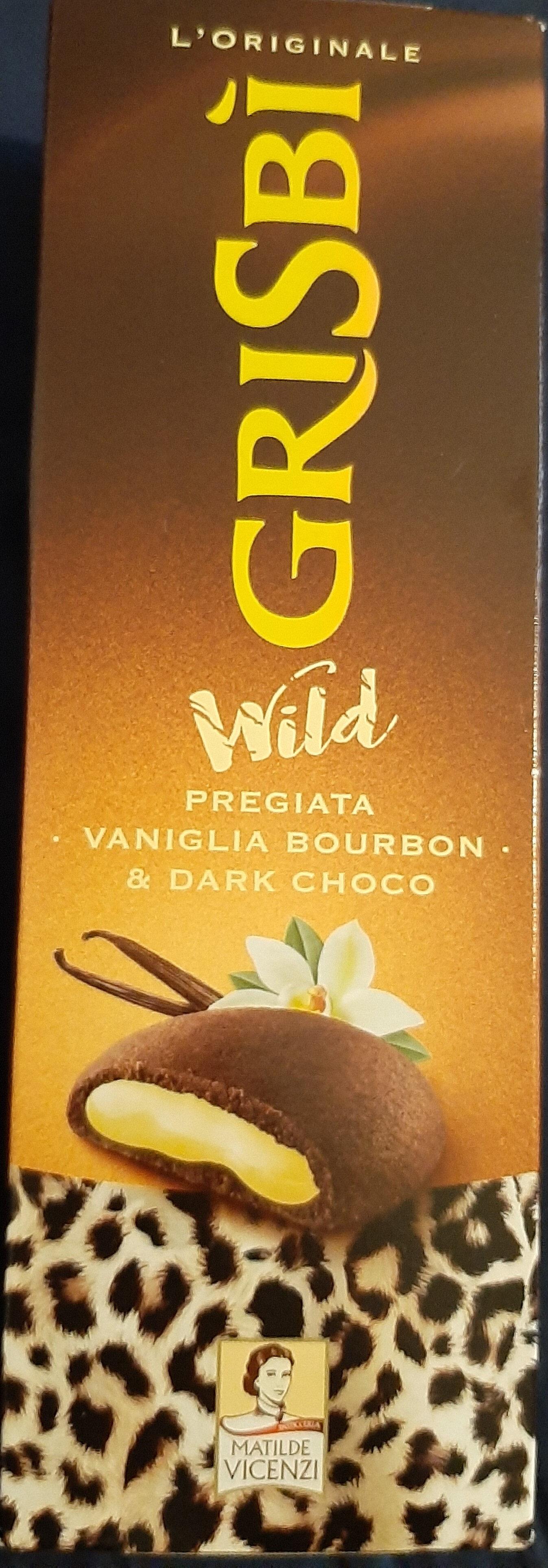 Grisbi Wild pregiata vaniglia Bourbon & dark choco - Product - it
