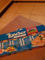 Loacker Vanille - Produit - fr