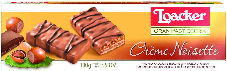 Pâtisserie Creme de Noisette - Product - fr