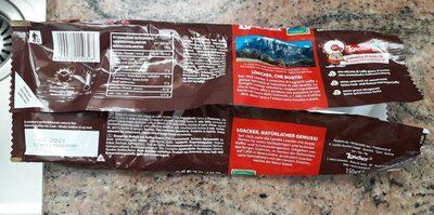 Espresso - Informations nutritionnelles - it