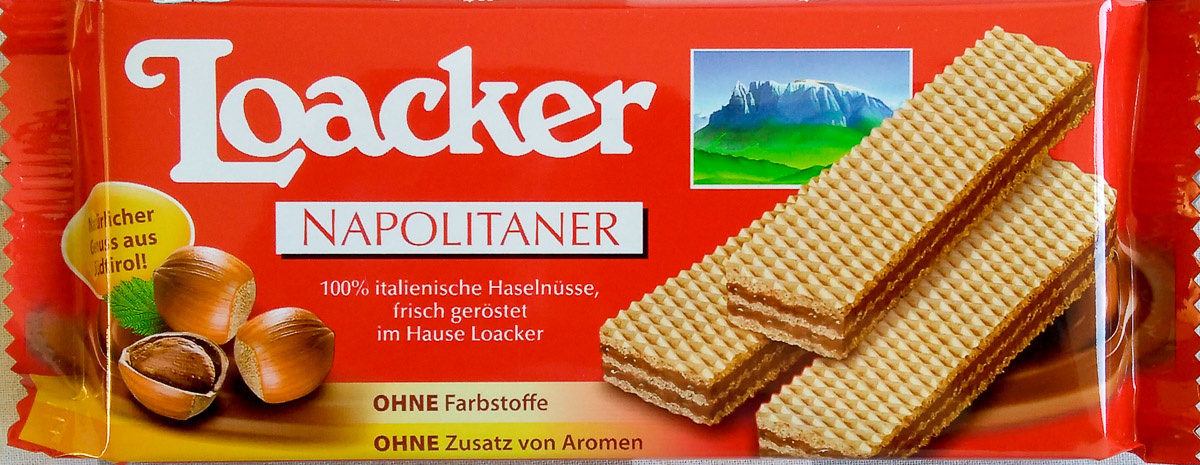 Napolitaner - Product