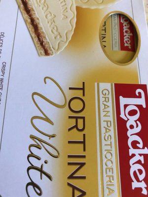 Tortina white - Produit - fr