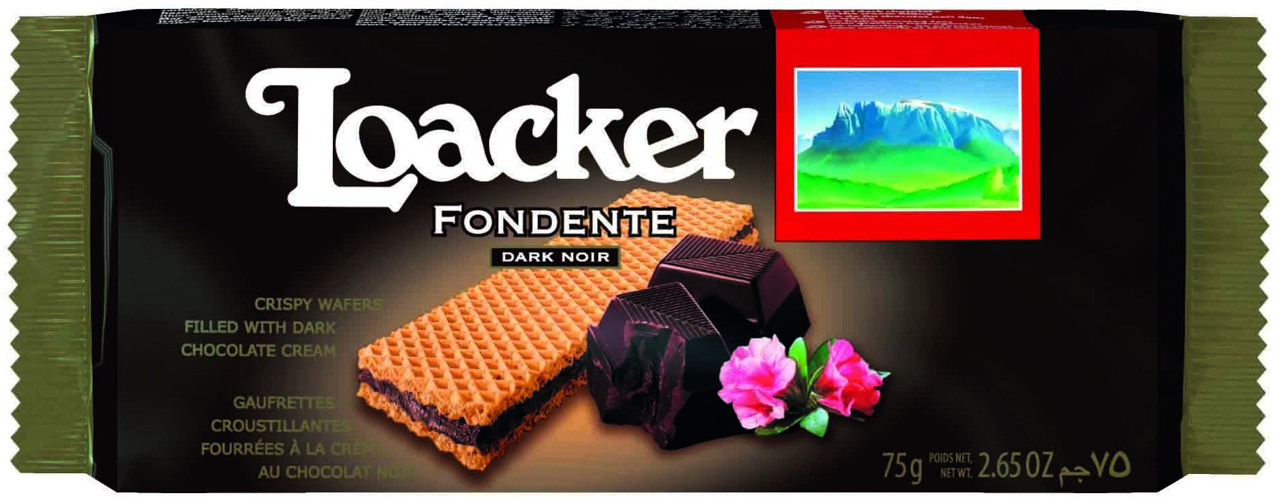 Classic Fondente - Product - fr
