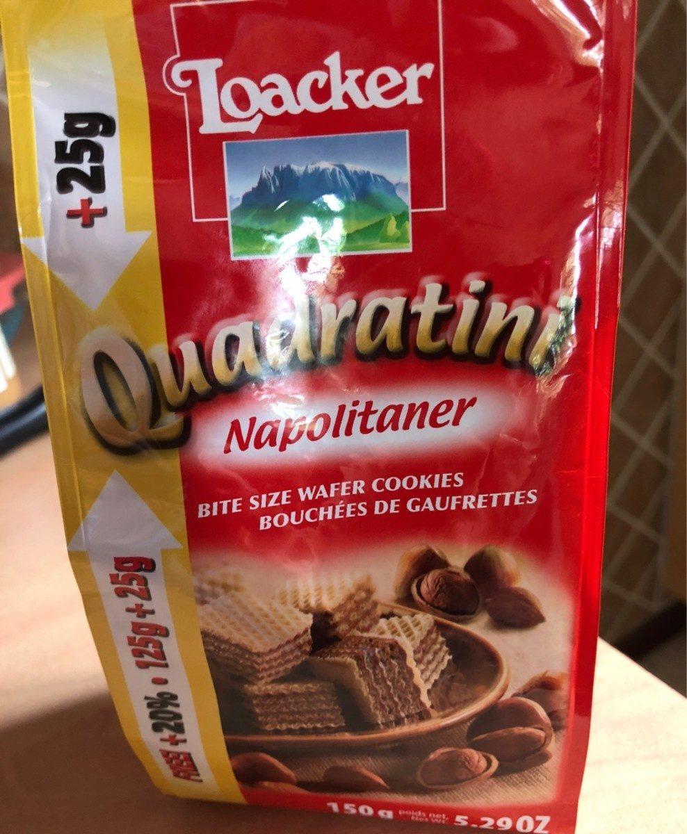 Quadratini - Produit - fr
