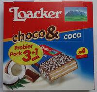 Choco & Coco - Produkt - de