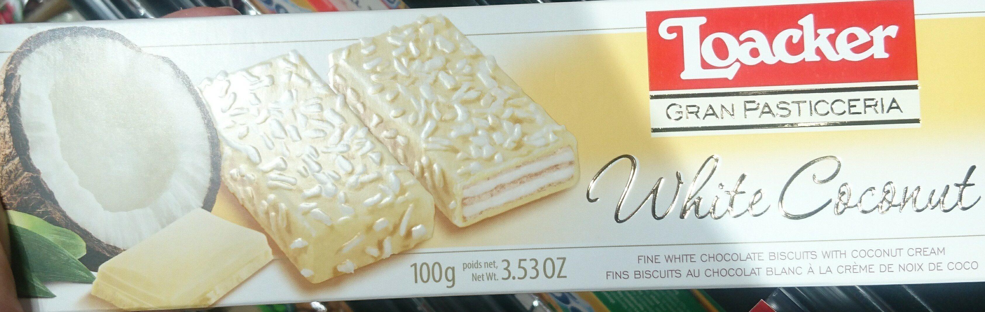 White Coconut - Produit - fr