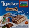 Barres Choco & Coco Loacker - Product