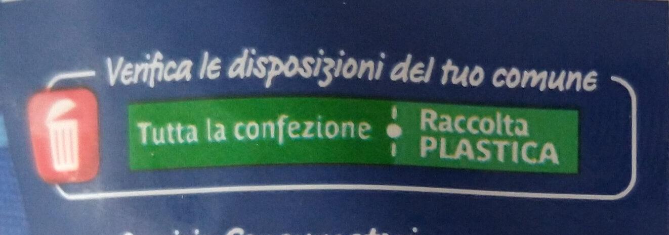 Certosino crescenza italiana - Recyclinginstructies en / of verpakkingsinformatie - it