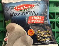 Mozzarella di Bufala Campana (D.O.P.) - Product