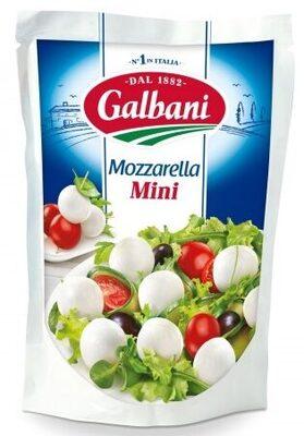 Mozzarella mini - Product - fr
