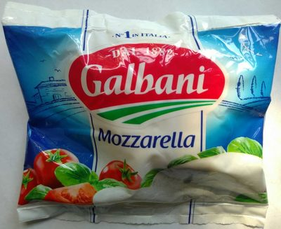 Mozzarella - Producto - de
