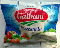 Mozzarella - Produit - fr