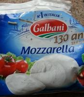 Mozzarella - Prodotto - fr
