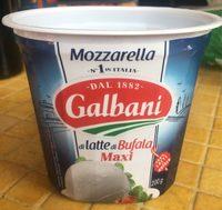 Mozzarella Di latte Di bufala - Produit - fr