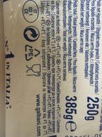 Mozzarella Maxi per Caprese (19% MG) - Istruzioni per il riciclaggio e/o informazioni sull'imballaggio - fr