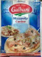 Mozzarella Cucina (pour la cuisine) - Produit - fr