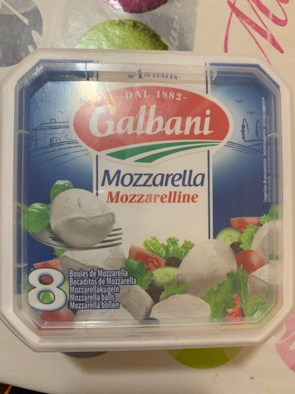 Mozarelline - Producto - fr