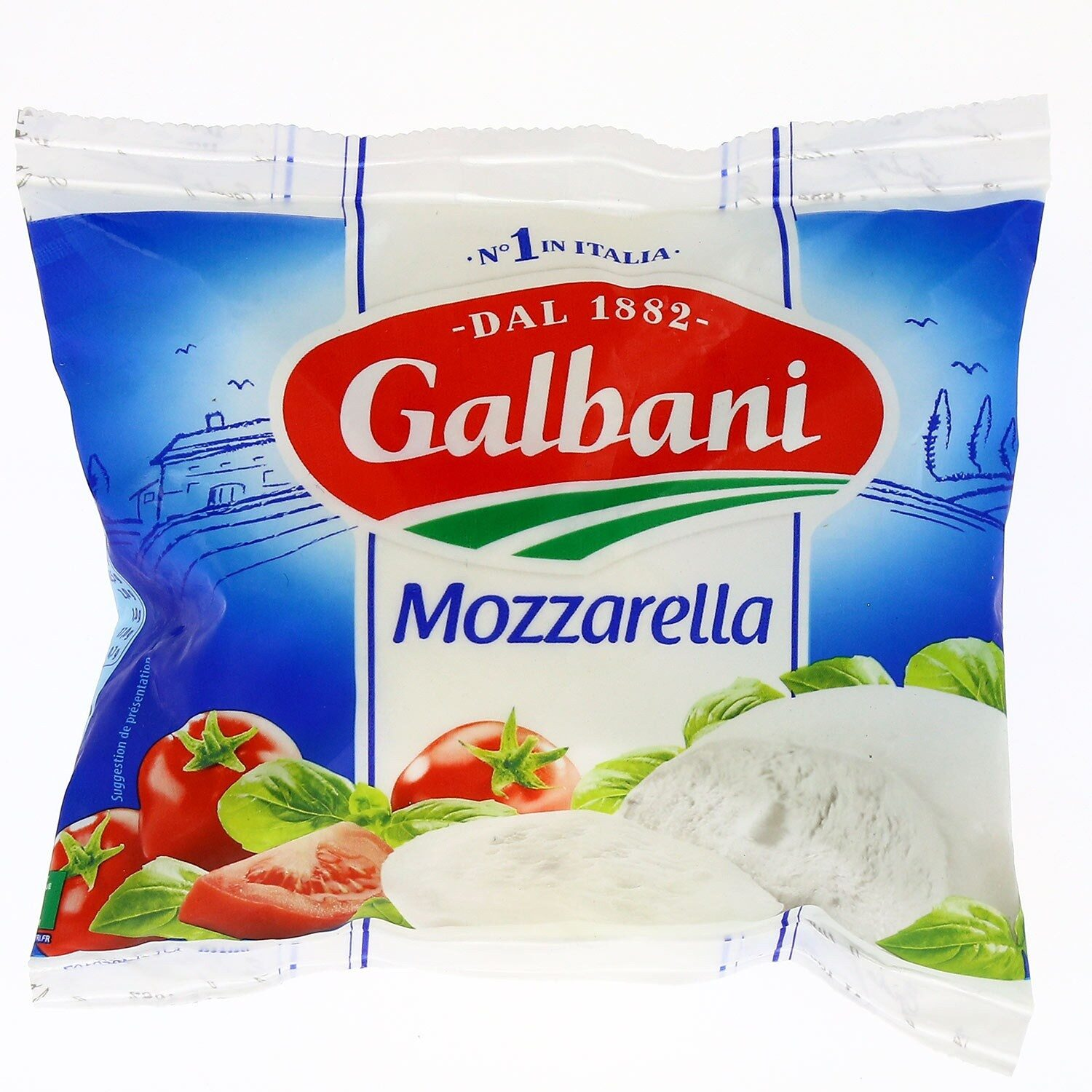 Mozzarella - Product - de