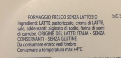 Zymil - Ingredienti