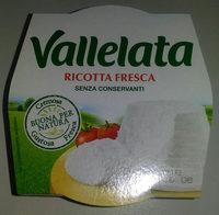 Ricotta fresca - Prodotto - it