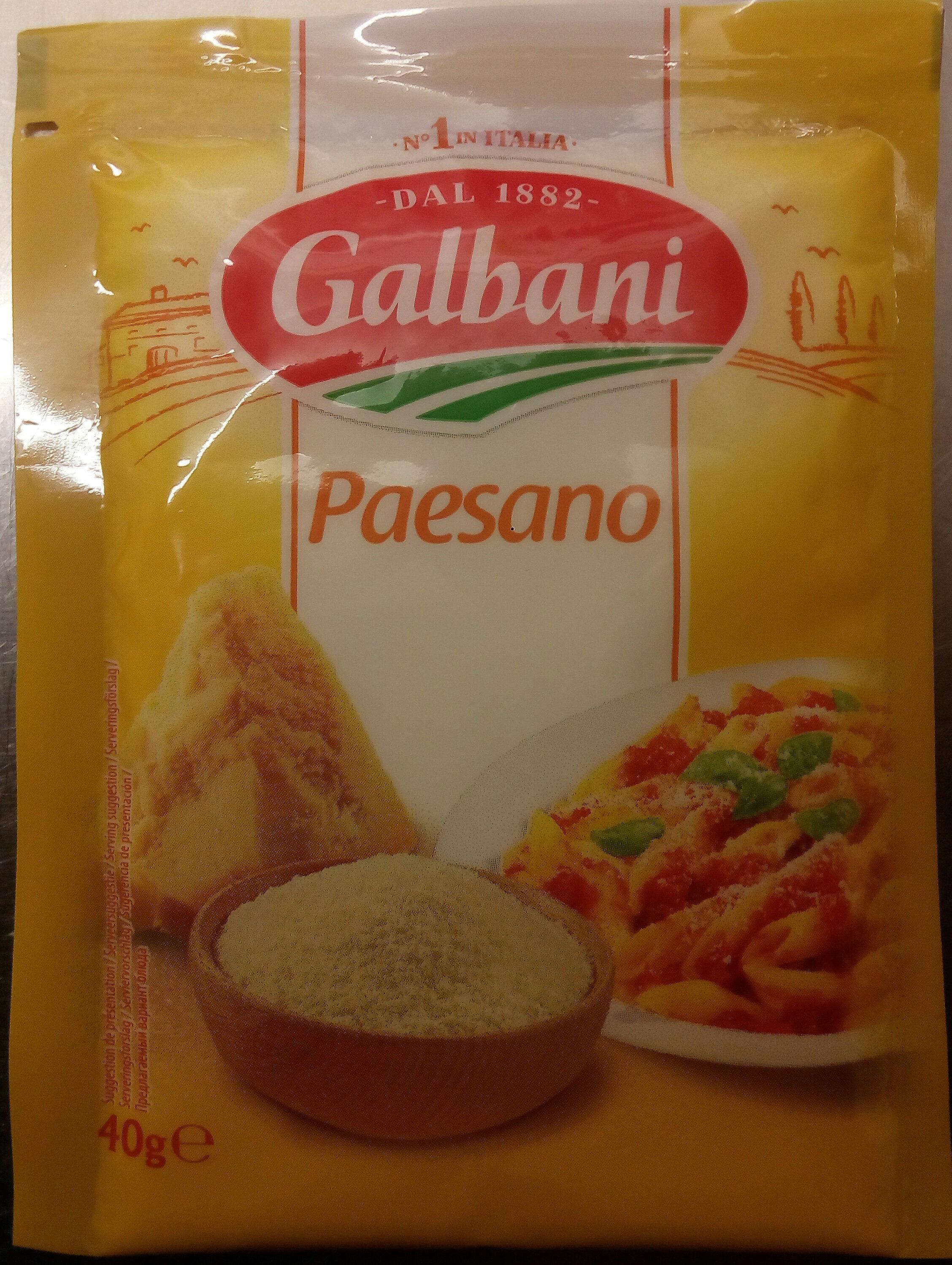 Galbani Paesano - Product