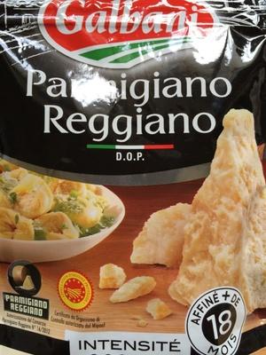Parmesan reggiano - Produit