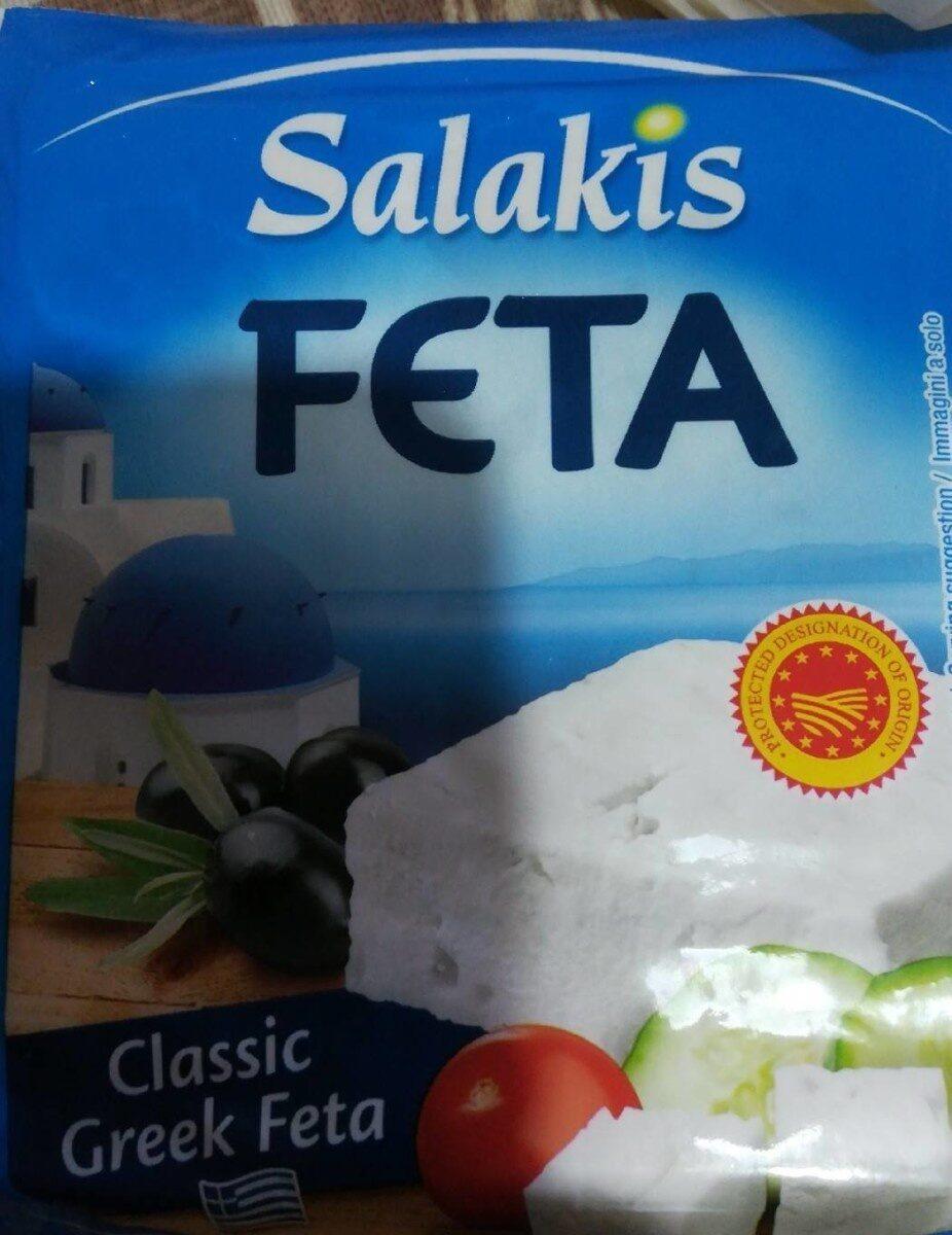 Classic Greek Feta - Product - it