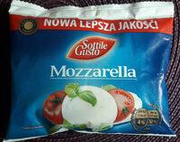 Mozzarella - Product - pl