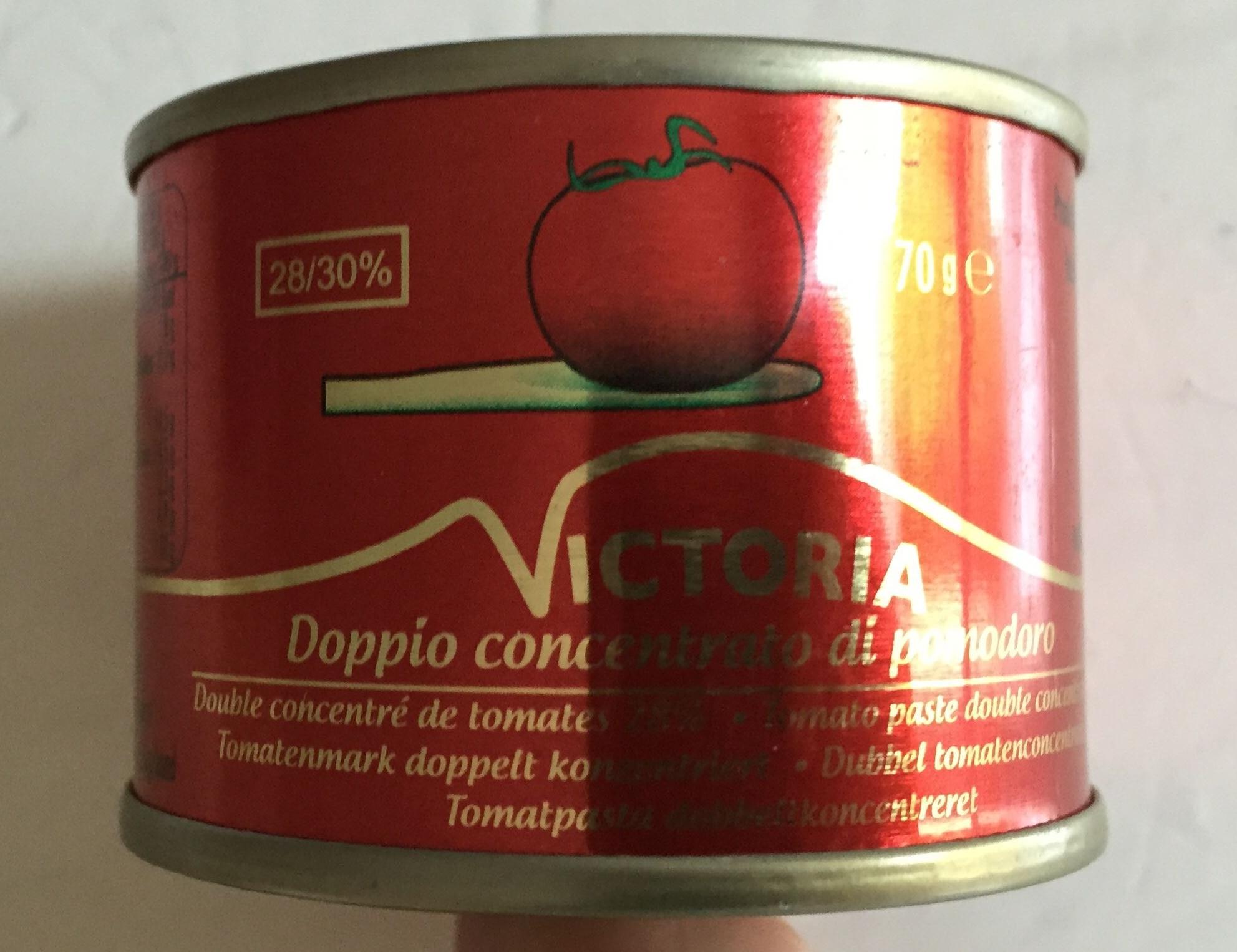 Double concentré de tomates 28% - Produit - fr