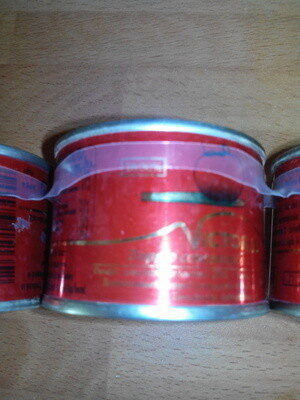 Double concentré de tomates (28%) - Product - fr