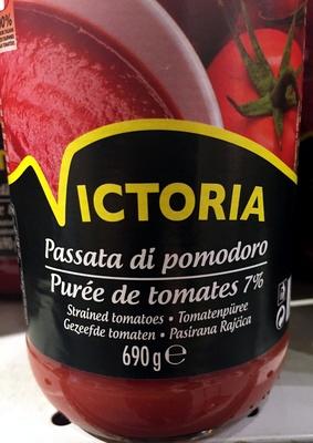 purée de tomates - Product - fr