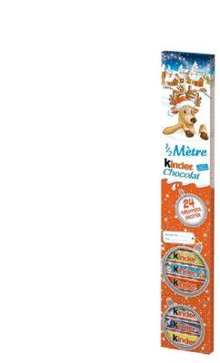 Kinder chocolat t24 mezzo metro demi metre - Prodotto - fr