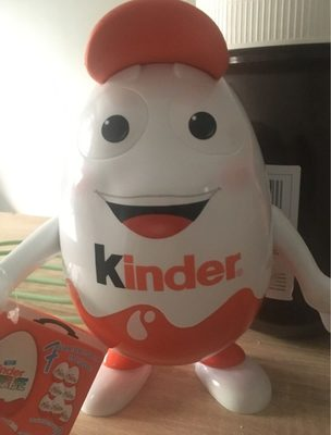 Kinder surprise - Produit