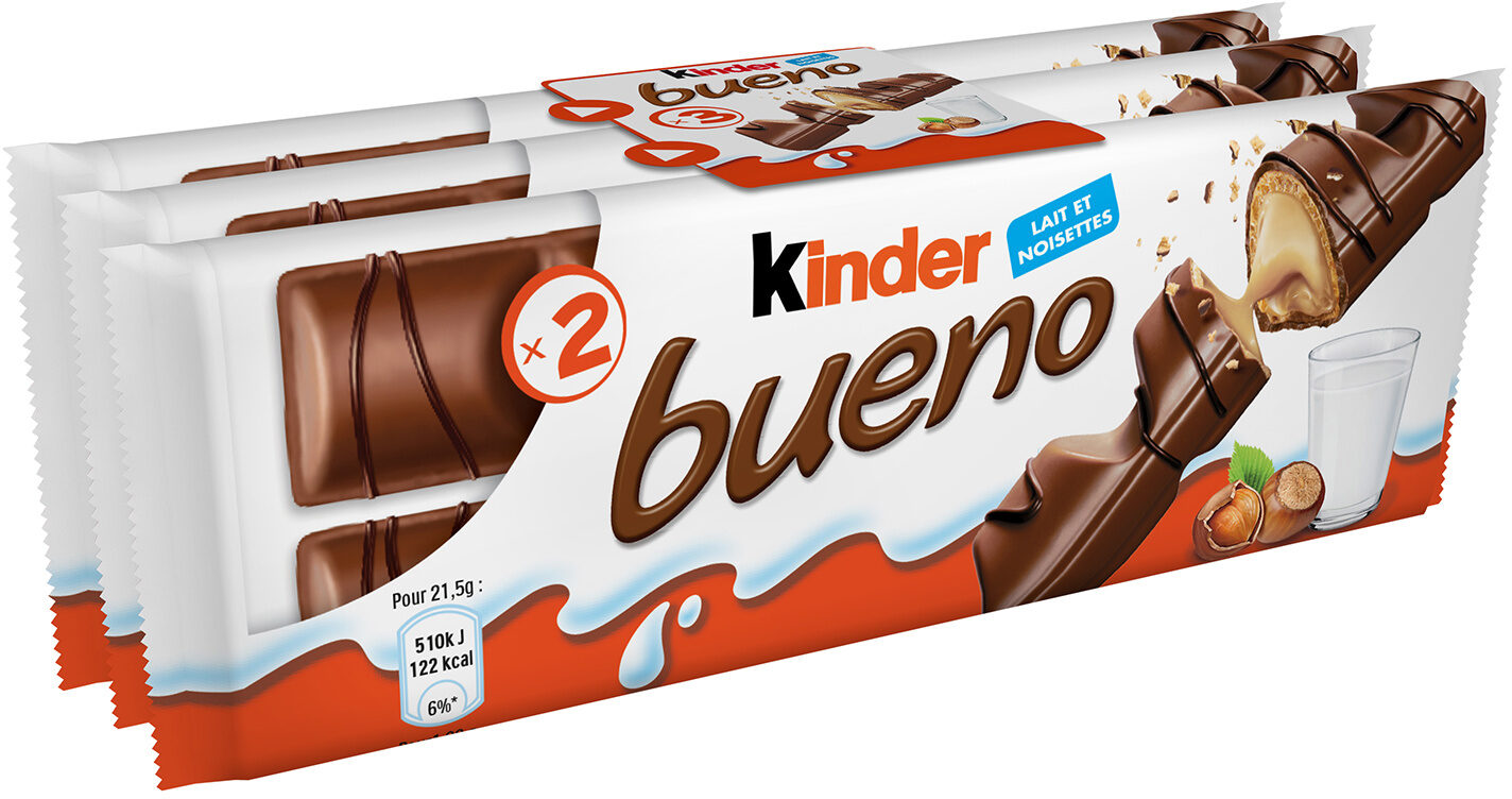 Kinder Bueno - Product - fr