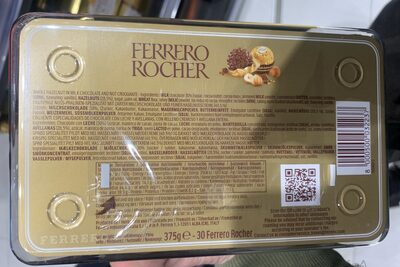 Box of Chocolate Pieces (375g) - 9