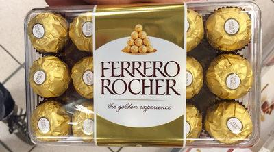 Ferrero Rocher - Fines gaufrettes enrobées de chocolat - Prodotto - fr