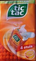 Tic Tac orange - Prodotto - fr