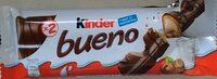 Kinder Bueno - Producte