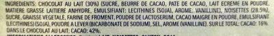 Ferrero Rocher - Ingrediënten - fr