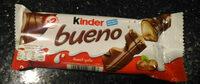 คินเดอร์บรูโนช็อกโกแลตนม - Product - th