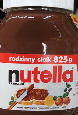 Krem do smarowania z orzechami laskowymi i kakao - Produkt - pl