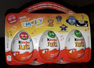 Kinder Joy - Informations nutritionnelles - fr