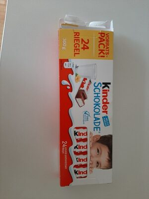 Kinder Schokolade - Product - de