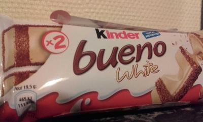 Kinder Bueno White - Product - fr