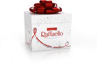 Raffaello fines gaufrettes enrobees de noix de coco fourrees noix de coco avec amande entiere cube de 30 pieces - Prodotto - fr