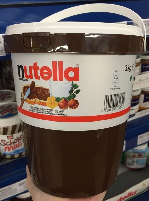 Nutella t3000 pot de - Product