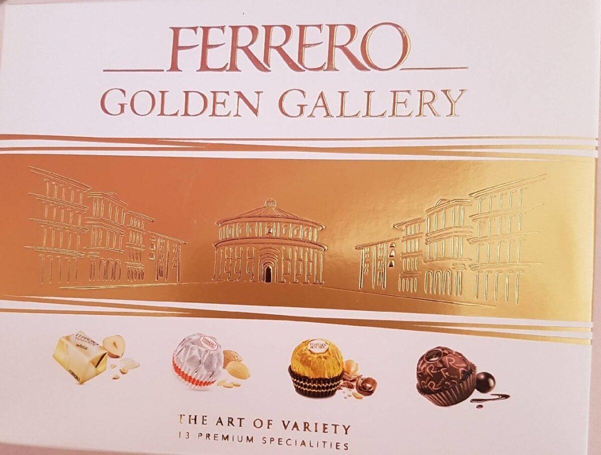 Ferrero golden galerie - Producte - fr