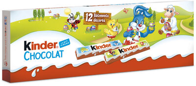 Kinder Chocolat - Product - fr