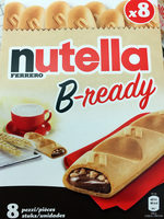 Nutella B-ready - Produkt